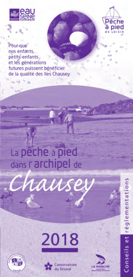 Plaquette PAP Chausey 2018